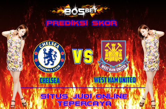 Prediksi Bola Chelsea vs West Ham United 08 April 2018