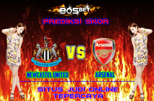 Prediksi Bola Newcastle United vs Arsenal 15 April 2018